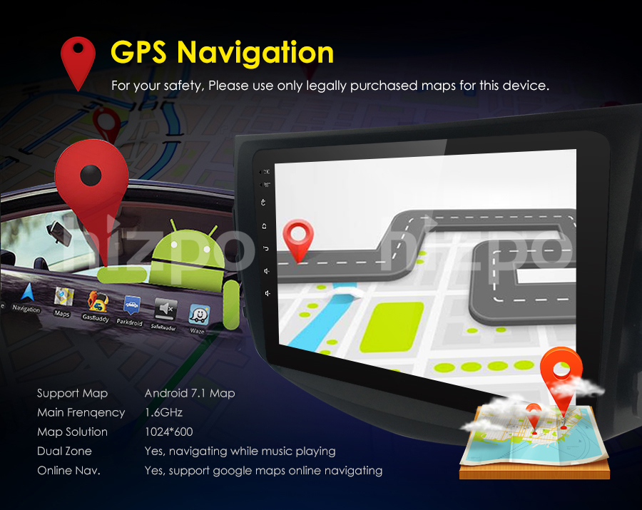 8 android 71 car in dash stereo radio gps navigation for toyota 8 android 71 car in dash stereo radio gps navigation for toyota rav4 2006 2012 ebay fandeluxe Images