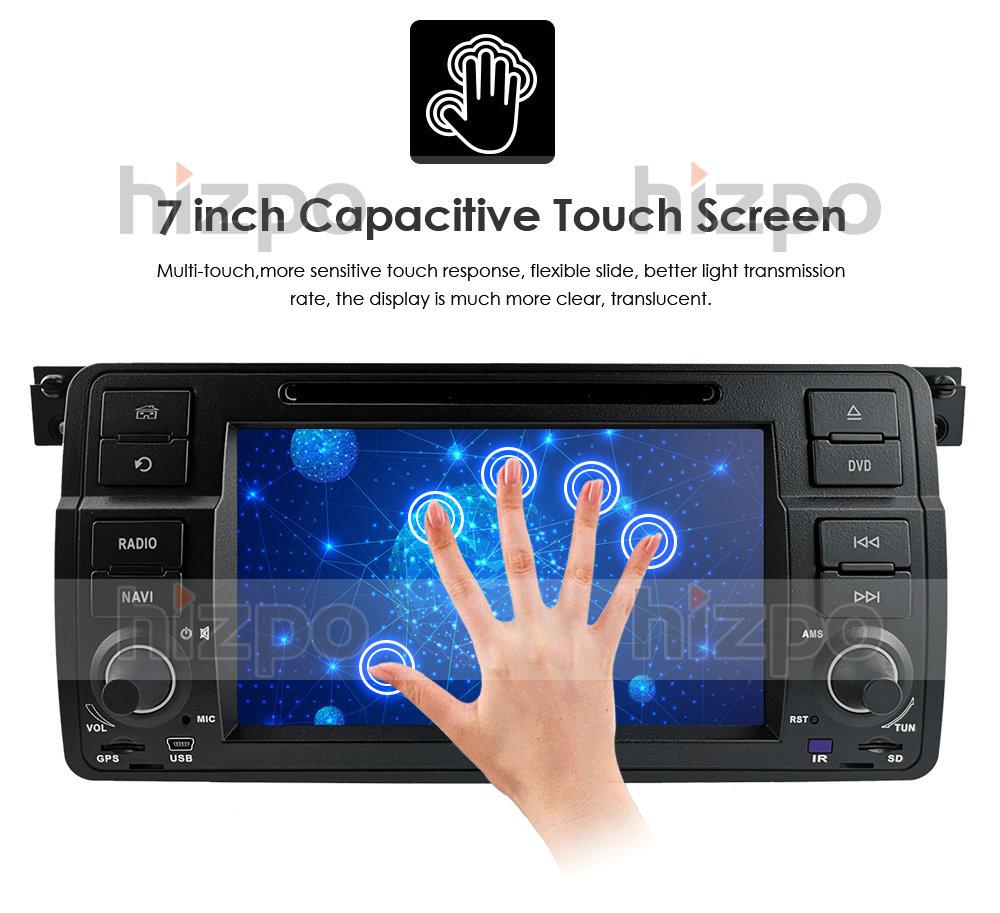Audio & Video Digital Media-Receiver hizpo Android 10 1 Din ...