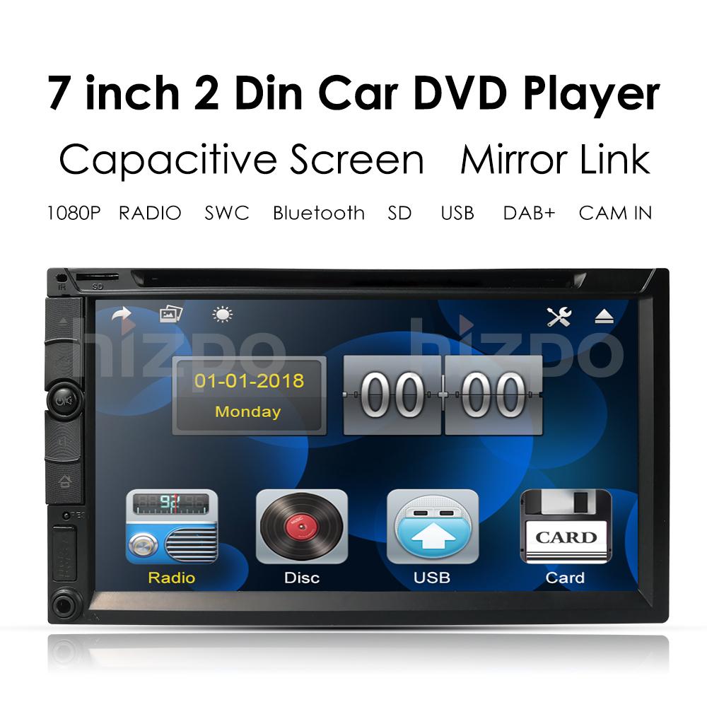 Sony Lens US Car Stereo DVD Player 7